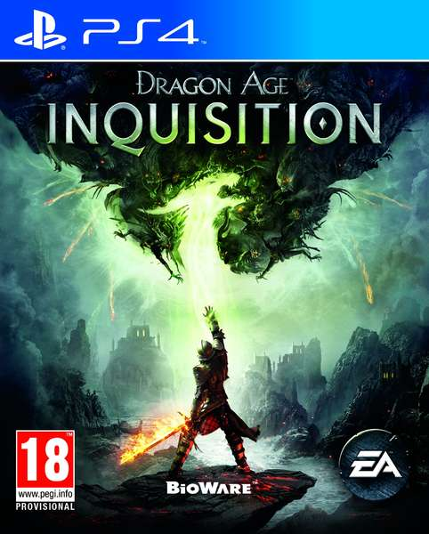 Dragon Age III: Inquisition PS4