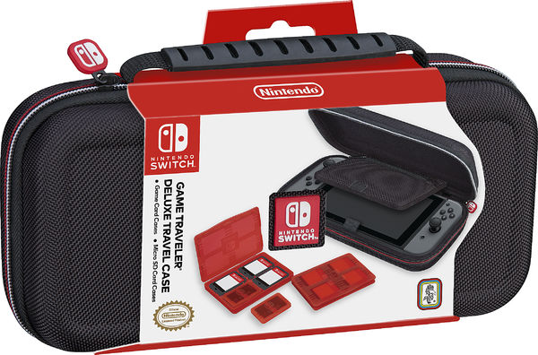 Nintendo Switch Deluxe Travel Case Black