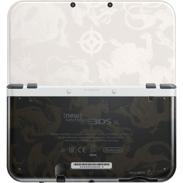 New Nintendo 3DS XL Fire Emblem Fates Edition (käytetty)
