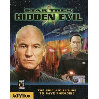 Star Trek Hidden Evil CD-ROM