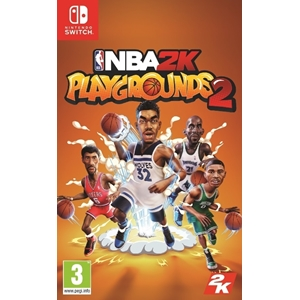 NBA 2K Playgrounds 2 Switch kansikuva