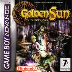 Golden Sun The Lost Age GBA Loose