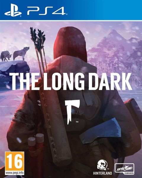 The Long Dark PS4 kansikuva