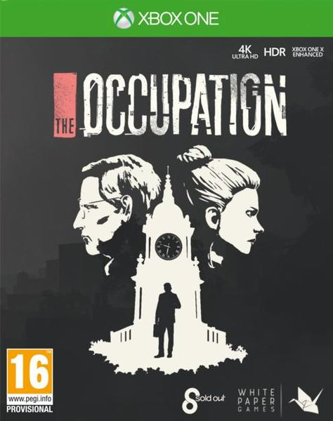 The Occupation Xbox One kansikuva