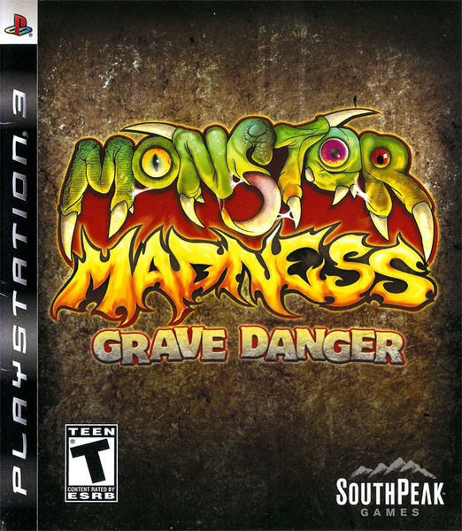 Monster Madness Grave Danger PS3