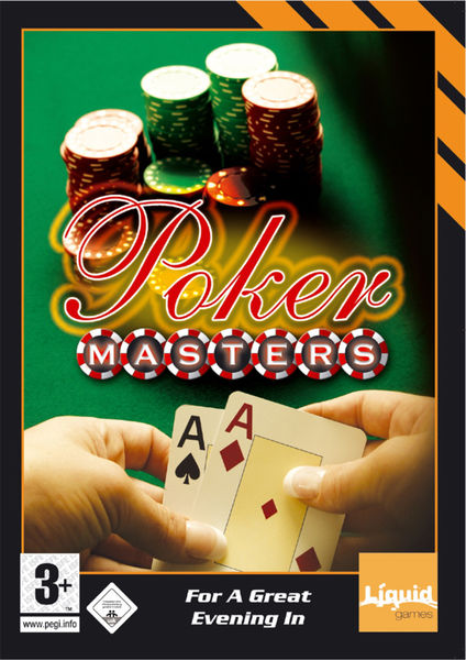 Poker Masters PS2