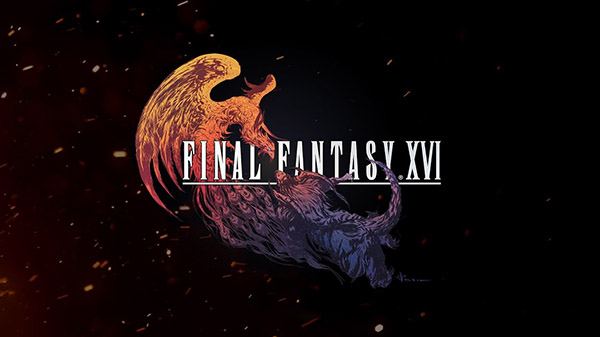 Final Fantasy XVI PS5 logo