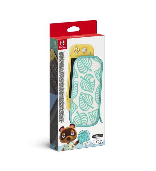 Nintendo Switch Lite Carrying Case New Horizons