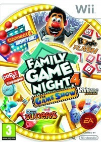 Hasbro Family Game Night 4 Wii