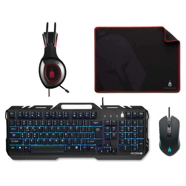 Spartan Gear Hydra 2 Gaming Combo