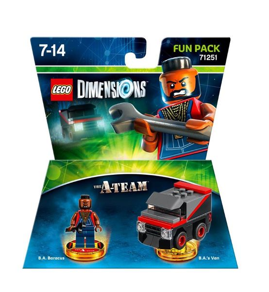 LEGO Dimensions Fun Pack: A-Team
