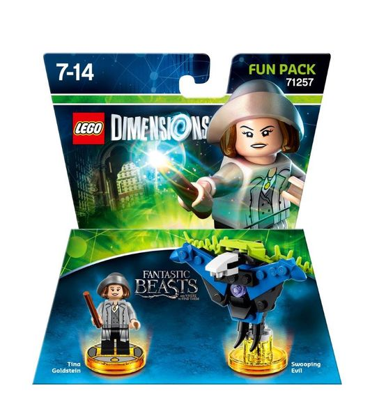 Lego Dimensions Fun Pack: Fantastic Beasts