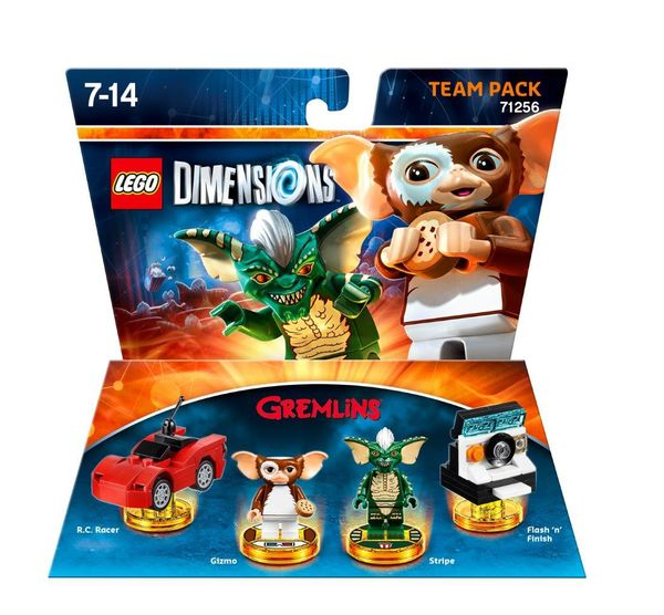 Lego Dimension Team Pack: Gremlins