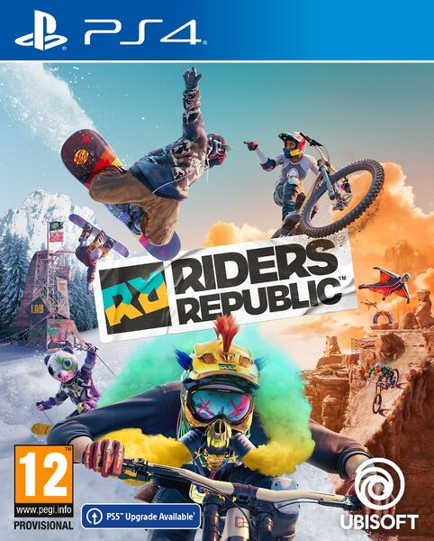Riders Republic PS4