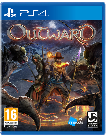 Outward PS4 kansikuva