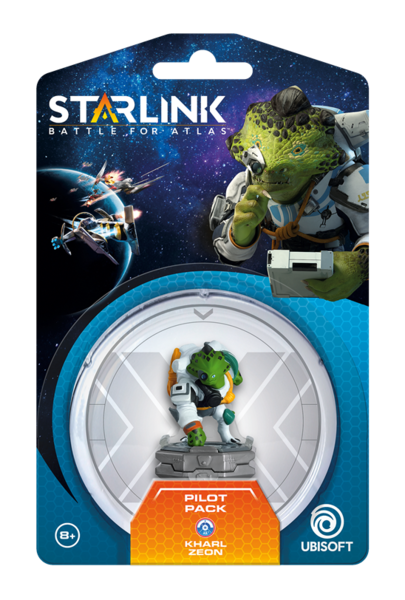 Starlink: Battle for Atlas Pilot Pack Kharl Zeon
