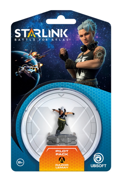 Starlink: Battle for Atlas Pilot Pack Razor Lemay