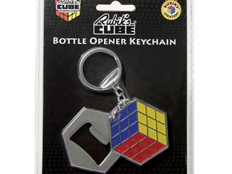 Rubiks Cube Bottle Opener