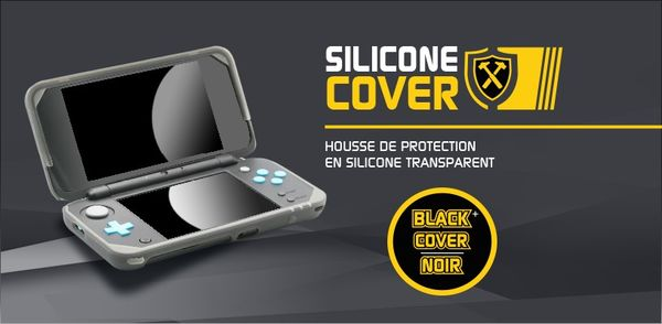 Steelplay Silicon Cover 2DS XL