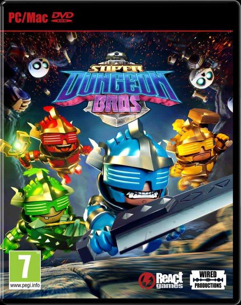 Super Dungeon Bros PC/MAC