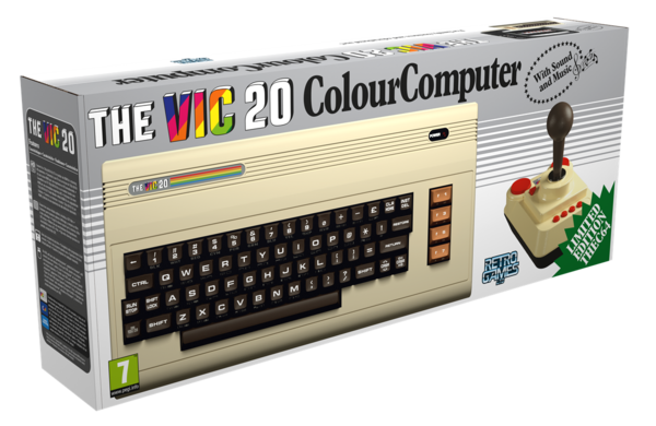 The VIC-20 Colour Computer