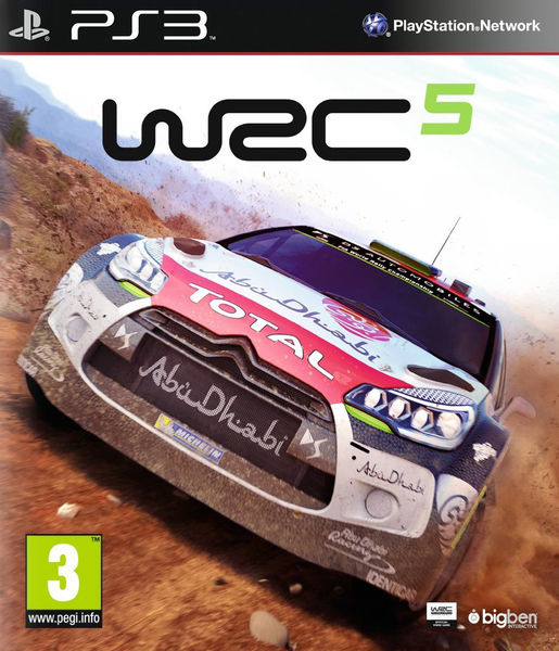 WRC 5 - World Rally Championship 5 PS3