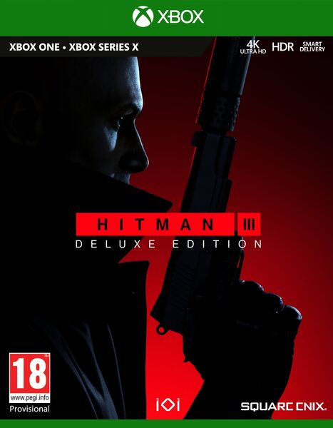 Hitman 3 Deluxe Edition Xbox One