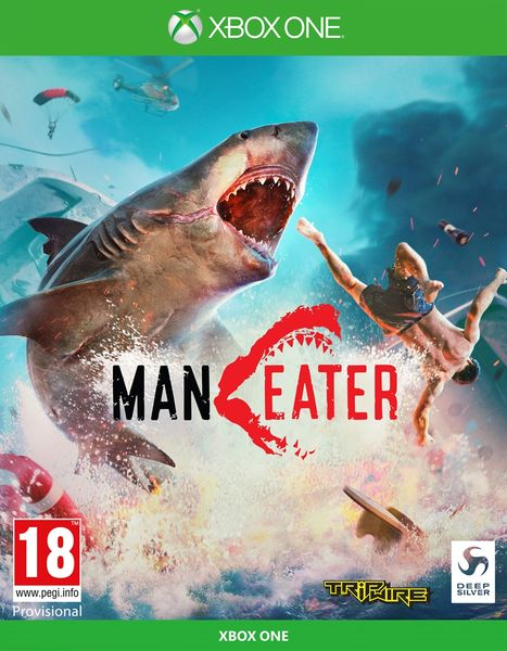 Maneater Xbox One