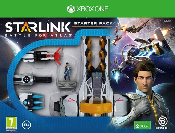 Starlink: Battle for Atlas Starter Pack Xbox One kansikuva