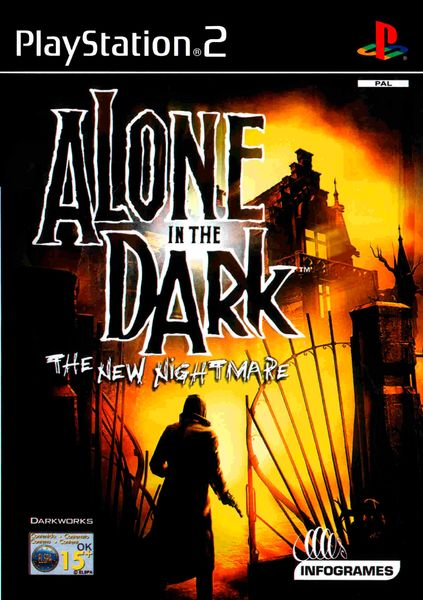 Alone in the dark: the new nightmare PS2