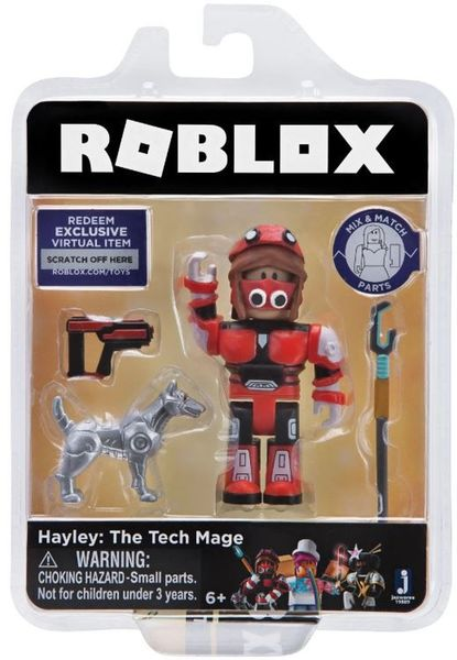 ROBLOX Hayley: The Tech Mage