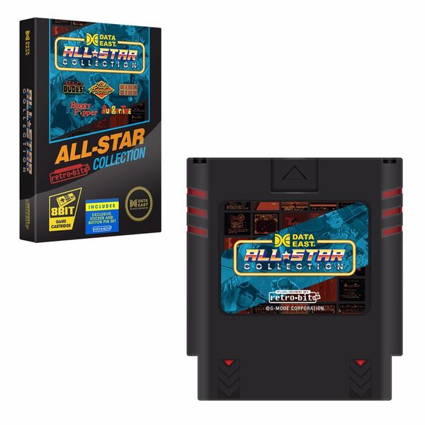 Data East All Star NES