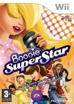 Boogie Superstar Wii