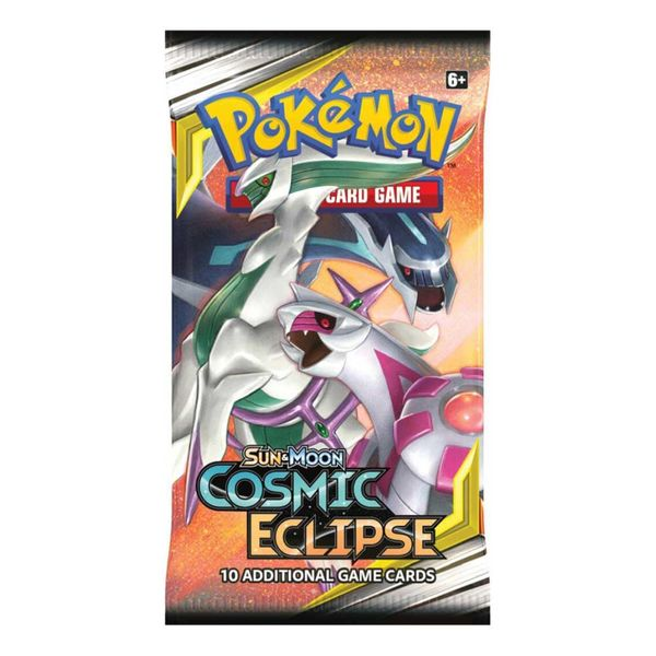 Poke SM12 Cosmic Eclipse Booster Pokemon-kortit