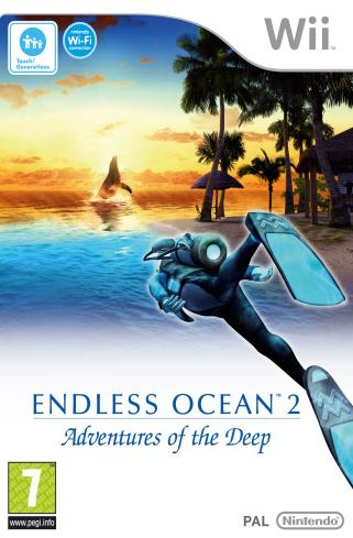 Endless Ocean 2: Adventures of the Deep Wii