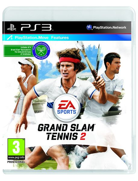 Grand Slam Tennis 2 PS3