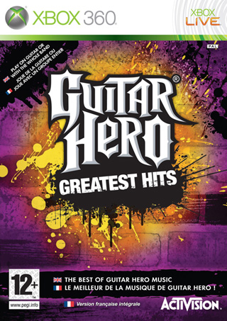 Guitar Hero Greatest Hits Xbox 360
