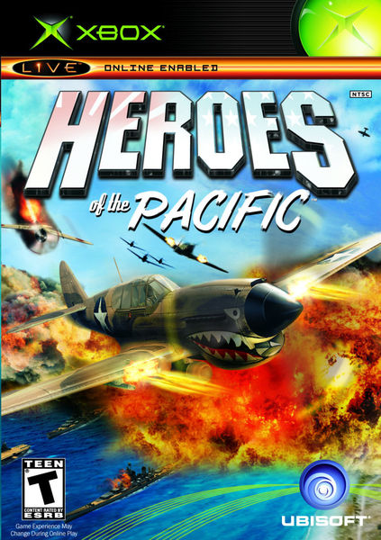 Heroes of the Pacific XBOX