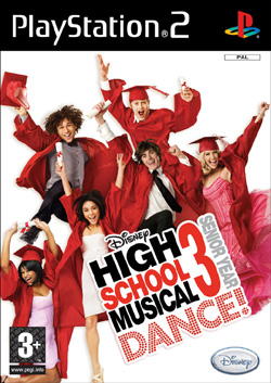 High School Musical 3: Senior Year Dance PS2