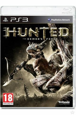 Hunted: Demons Forge PS3