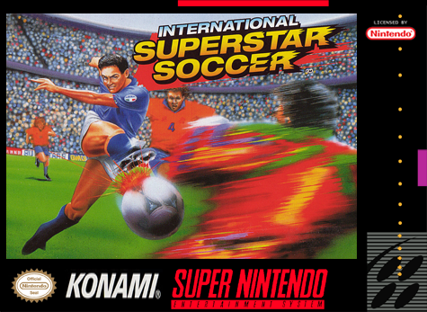 International Superstar Soccer SNES (käytetty)