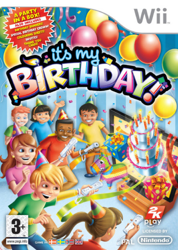 Its My Birthday Wii