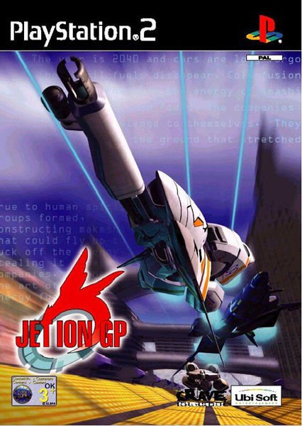 Jet Ion GP PS2