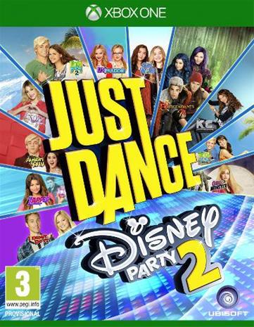 Just Dance Disney Party 2 Xbox One