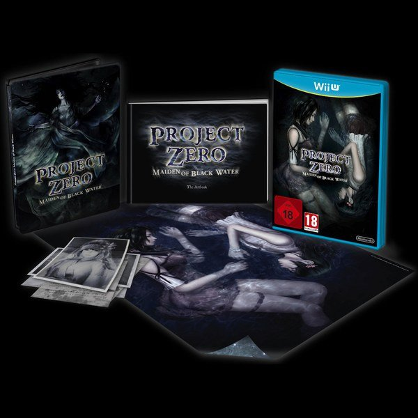 Project Zero: Maiden of Black Water Limited Edition Wii U (käytetty)