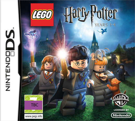 Lego Harry Potter: Years 1-4 Nintendo DS