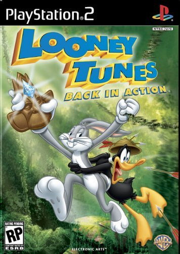 Looney Tunes: Back in Action (käytetty)