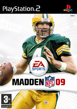 Madden NFL 09 PS2