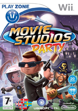 Movie Studios Party Wii