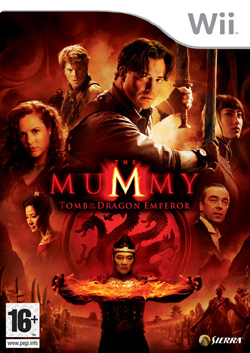 Mummy: Tomb of the Dragon Emperor Wii